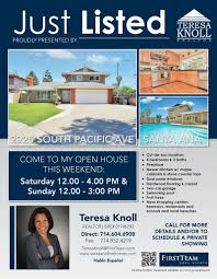 just listed flyer tk just listed flyer 23 04 2017