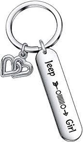 De&ai SUV Jewelry SUV Gift SUV Girl Keychain SUV ... - Amazon.com