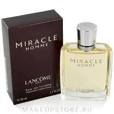 <b>Lancome Miracle Homme</b> - <b>Туалетная</b> вода | Makeupstore.ru
