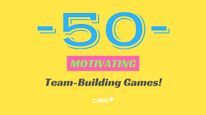 Top 50 Team-Building Games that Your Employees Would Love to ...