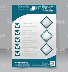 flyer template business brochure editable a poster for design flyer template business brochure editable a4 poster for design royalty stock vector