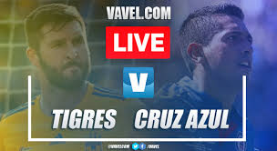Cruz Azul vs Tigres: LIVE Stream and Updates (2-0) - VAVEL.com