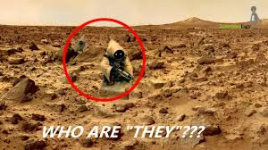 Image result for who is on mars