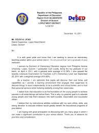 Sample Cover Letters For Teachers  cover letter for teachers     happytom co