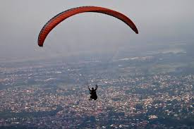 paragliding an adventurous sport treklocations paragliding