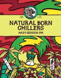 <b>Natural Born</b> Chillers - Amundsen Brewery - Untappd