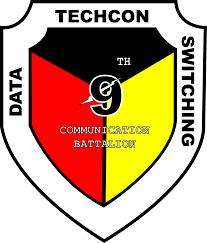 file 9th comm battalion insignia png 2 111 pixels