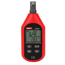 <b>UNI</b>-<b>T UT333</b> Мини LCD цифровой термометр <b>Гигрометр</b> - 1 501 ...
