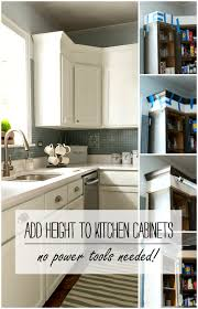 Diy Staining Kitchen Cabinets Kitchen How To Kitchen Cabinets How To Install Wall And Base
