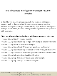 school business manager resume samples   seangarrette cotop  business intelligence manager resume samples