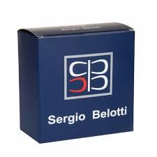 <b>Ремень</b> джинсовый Sergio Belotti <b>001/40 Vegetale Nero</b>