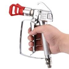 Shop 3600 PSI <b>Spray</b> Tool Hand <b>Manual</b> W/Tip Guard Airless <b>Paint</b> ...