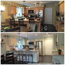 Kitchen Cabinet Painting Annie Sloan Chalk Paint Waxed Kitchen Cabinets 6 Month Review