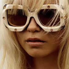 <b>PAWXFB 2019</b> New Italian Square Diamond Sunglasses Women ...