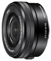 <b>Объектив Sony</b> 16-50mm f/3.5-5.6 (<b>SELP1650</b>) — Объективы для ...