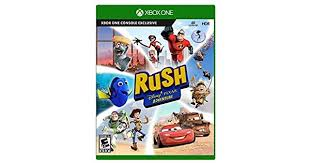 Rush: A Disney Pixar Adventure - Xbox One: Microsoft ... - Amazon.com