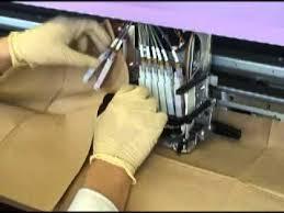 6meter flora printer data cable 50pin change to 100 pin