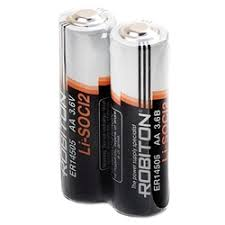 «<b>Батарейка</b> ER14505 <b>AA</b> 3.6V литиевая» — Электроника ...