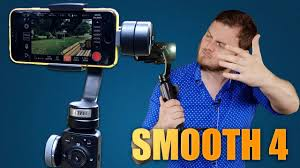 <b>Zhiyun Smooth 4</b> - плавный обзор! - YouTube