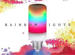 <b>Ampoule LED E27</b> Flame Lamp <b>5W</b> 7W 9W 3 Modes E26 B22 E12 ...