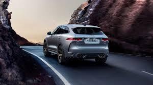Новый кроссовер Jaguar F-Pace 2019, тест-драйв Jaguar F Pace ...