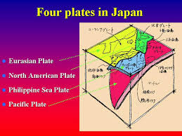 earthquake research in japanas is apparent from this diagram  the location of the areas where mammoth earthquakes