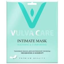 <b>Тканевая маска для</b> интимной гигиены Красная линия ...