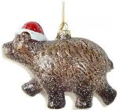 <b>Елочные украшения Новогодняя сказка</b> Мишка косолапый ...