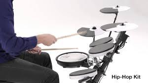 <b>Электронные барабаны Roland</b> TD-1KV для начинающих и профи