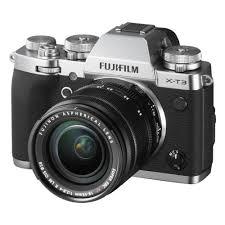 Цифровой <b>фотоаппарат FujiFilm X-T3 Kit</b> XF18-55mm F2.8-4 R LM ...