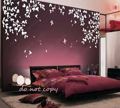 tree wall decor art youtube: decorate tree branches black contemporary erfly wall art flowers