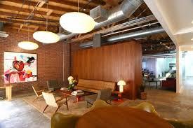 modern industrial office mcm mid century century office