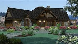 Craftsman House Plans   The House Designersimage of Vita Encantata House Plan