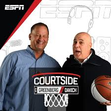 Courtside with Greenberg & Dakich