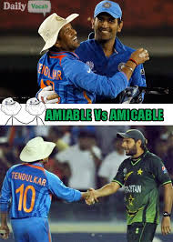 Dhoni Memes - DailyVocab English Hindi meaning, Pictures ... via Relatably.com