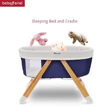 Pouch <b>Crib</b> European Children'S Bed Multi Function <b>Shaker</b> Baby ...