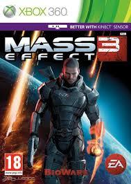 Mass Effect 3 RGH Español Xbox 360 + DLCs [Mega+]