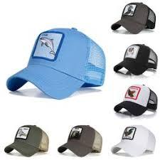 New animal embroidery baseball cap men and women ... - Vova