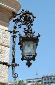 <b>Фонарь</b> в Барселоне, Испания   <b>Фонари</b>   Уличные <b>фонари</b> ...