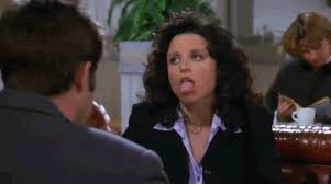 Image result for elaine benes gif