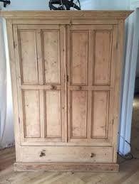 european antique pine armoire antique english pine armoire