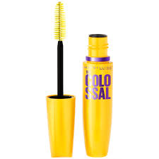 <b>Maybelline</b> The <b>Colossal</b> Washable Mascara, Glam Black, 0.31 fl. oz ...