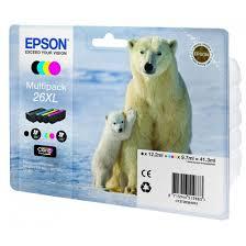<b>Картридж</b> для принтера <b>Epson C13T26364010</b> MultiPack 26XL ...