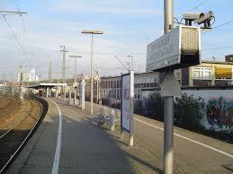 Düsseldorf-Friedrichstadt station