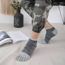 Buy The Best Mens <b>Toe Socks</b> Online with Cheap Prices | Sockslovely