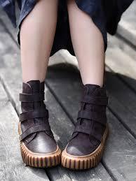 <b>Artmu Original</b> Autumn Winter <b>New</b> Thick Sole Ankle Boots <b>Genuine</b> ...