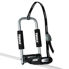 <b>Thule</b> Water Sport Carriers for your car Kayak SUP Surf Fishing Rod ...