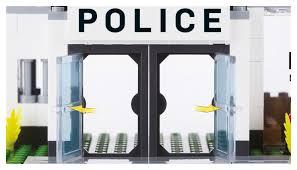 Купить Конструктор пластиковый COBI Полицейский участок в ...