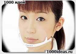 Бизнес идея № 2655. <b>Прозрачная</b> медицинская <b>маска</b>
