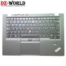 <b>Original Lenovo ThinkPad</b> X1 Carbon Gen 1st Palmrest Cover ...